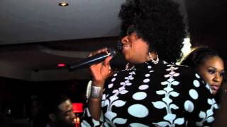 "Angie Stone performing ""Back-Up plan"""