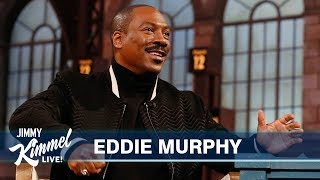 Eddie Murphy on His Return to Stand-up