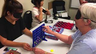 Tactile Games & Dinner Highlights