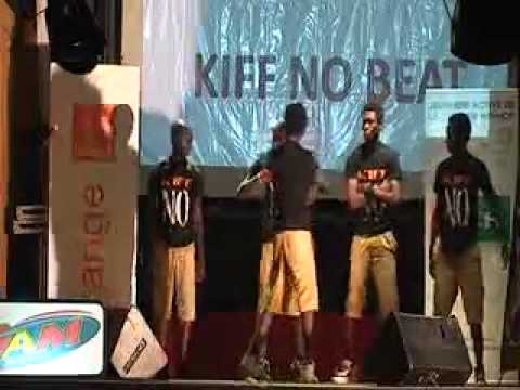 "Kiff No Beat  performing ""50th independence"" LIVE!!!"