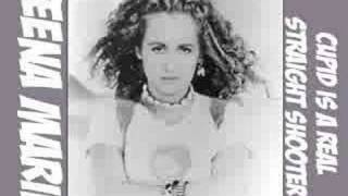Teena Marie - Cupid Is A Real Straight Shooter 1990  Lyrics in Info