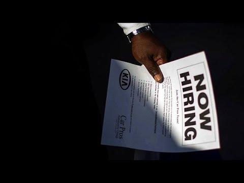 ΗΠΑ: Η ανεργία πέφτει, τα χρηματιστήρια ετοιμάζονται – economy