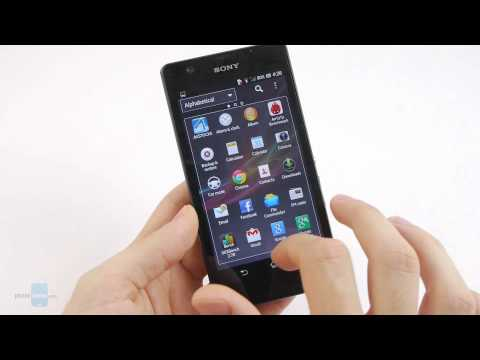 Sony Xperia ZR Review