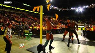 WWE NXT: NXT Rookie Challenge King of the Hill