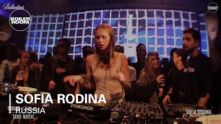 Sofia Rodina - Live @ Boiler Room & Ballantine's True Music Russia June 2017