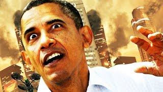 Barack Obama PLAYS Black ops 2! - EPISODE 2 - (Hilarious VOICE TROLLING)