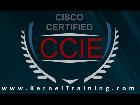 CCIE Certification Examination Training Tutorial - YouTube