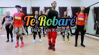 Nicky Jam X Ozuna   Te Robaré || ZUMBA || FITNESS || At NIO Studio Balikpapan