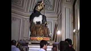 preview picture of video 'Bajada Divina Pastora Gojar 1990'