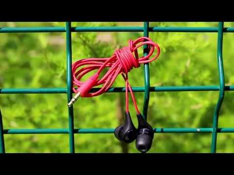 Vivanco Fusion Comfort Earphones Review