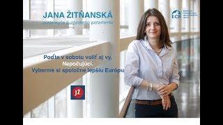 Poďte v sobotu voliť aj vy, Nepočujúci: správa v slovenskom posunkovom jazyku