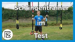 Schlingentrainer Test - Muss es TRX sein?!