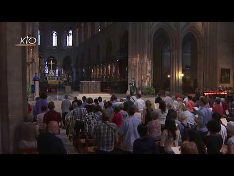 Messe du 7 juillet 2017