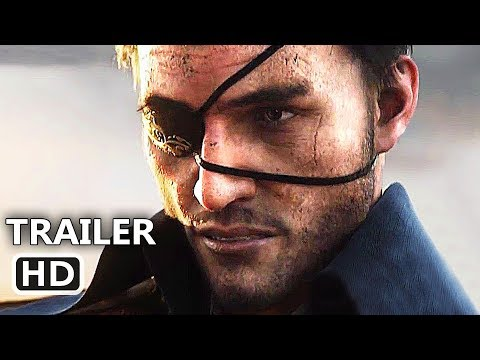 SKULL AND BONES Official Trailer (E3 2017) Pirates Game HD