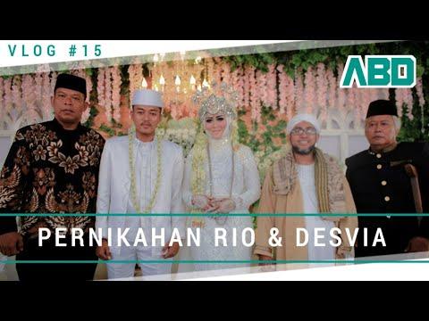 Habib Abdallah Bin Ja'far Assegaf - Vlog #15 Pernikahan Desvia dan Rio