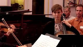 3 Works For Piano Trio | Ástor Piazzolla | AmiciMusic