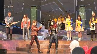 """EPCOT Guardians Of The Galaxy Awesome Mix Live 1 """"Hooked On A Feeling"""""""