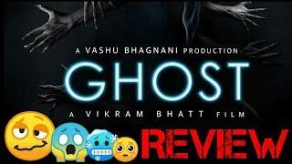 ghost movie review   spoiler free   Vikram Bhatt   sanaya irani