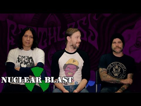 EARTHLESS - About Signing to Nuclear Blast Entertainment (OFFICIAL TRAILER #1)