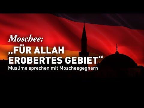 Erfurt: Muslime sprechen mit Moscheegegnern