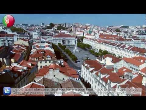 Фильм-путешествие. Португалия. Лиссабон.
