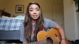"""Sometimes"" - Ariana Grande Cover by Alina Jasmine"
