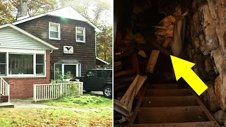 Decades After His Father Mysteriously Disappeared, A Man Made A Disturbing Discovery In His Basement