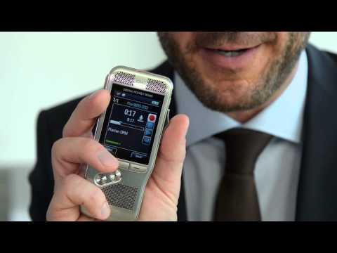 Live-Demo: Spracherkennung mit Philips: Der professionelle Einsatz in Ihrer Kanzlei