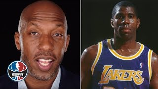 Historic Lakers-Pistons rivalry through the eyes of Chauncey Billups | NBA on ESPN