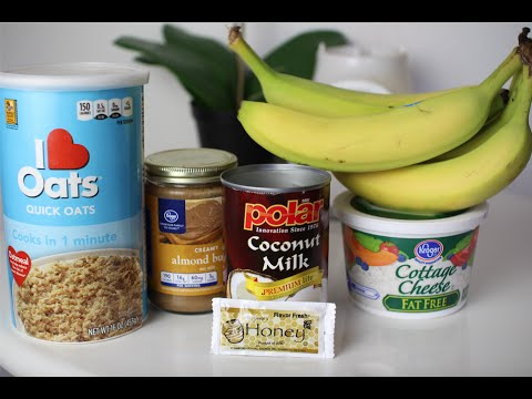 Video EASY High Protein Smoothie: Meal Replacement | LaToya Codner