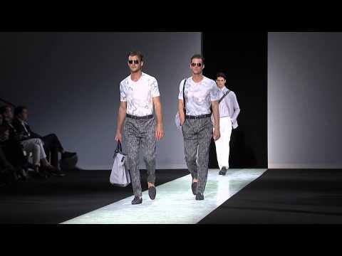 VIDEOFASHION WEEK | Giorgio Armani Primavera/Verão 2014