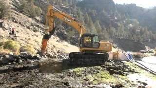 Stearns Dam Removal, Crooked River, Prineville, Oregon - 100 year History & Removal