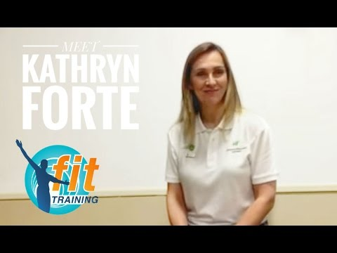 FIT TRAINING   Sports Massage Course: Kathryn Fortes Testimonal ...