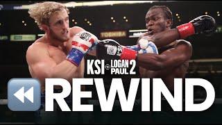 KSI vs Logan Paul 2 ⏪ Fight Week Rewind