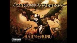 Avenged Sevenfold - Hail To The King (SINGLE)