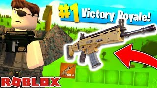Fortnite Island Royale Roblox Download The New Fortnite In Roblox Roblox Fortnite Battle Royale Island Royale Minecraftvideos Tv