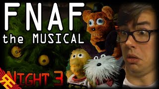 Five Nights at Freddy's: The Musical - Night 3 (Live Action feat. NateWantsToBattle)