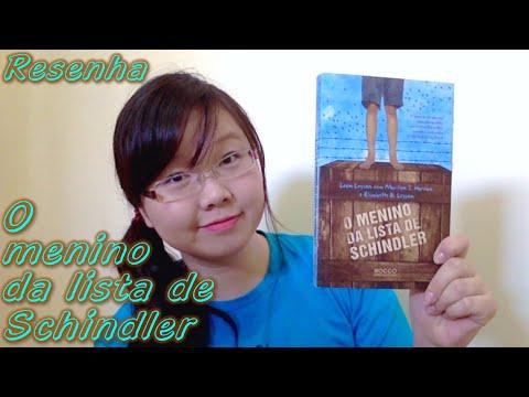 Resenha: O Menino da Lista de Schindler | Cultura e Próxima Leitura