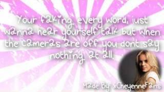 Cheyene Kimball - One Original Thing Lyrics On Screen