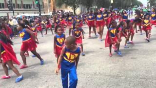Dance Force Budbilliken judges performance 2015