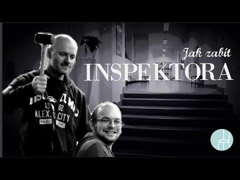 Jak zabít inspektora  - Silent short movie / Židle v kruhu