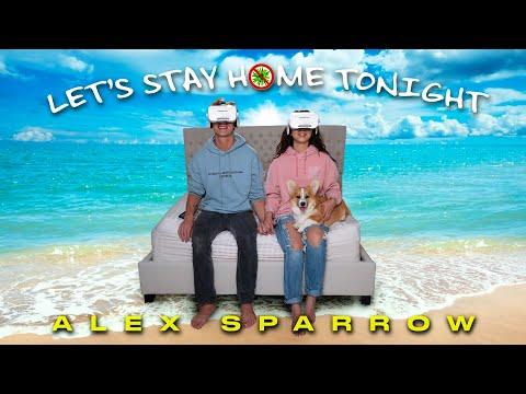 Алексей Воробьев - Lets Stay Home Tonight
