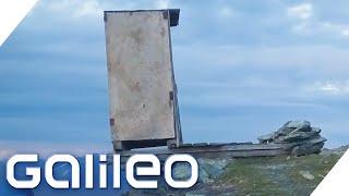 Die gefährlichste Toilette der Welt | Galileo | ProSieben