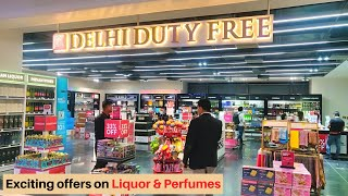 Amazing Deals At DELHI DUTY FREE 2020  | Liquor & Perfumes (price List) | JO MALONE Store Tour