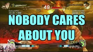 DSP Trolled HARD In Street Fighter