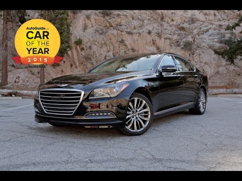 2015 AutoGuide.com Car of The Year Part 5 of 6 - Hyundai Genesis