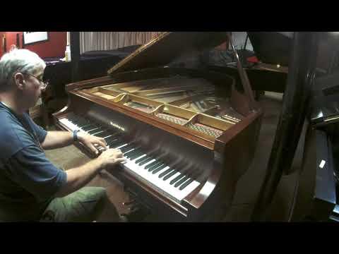 0 - 1996 Baldwin 5'8 Model grand piano PianoDisk - Selfplayer