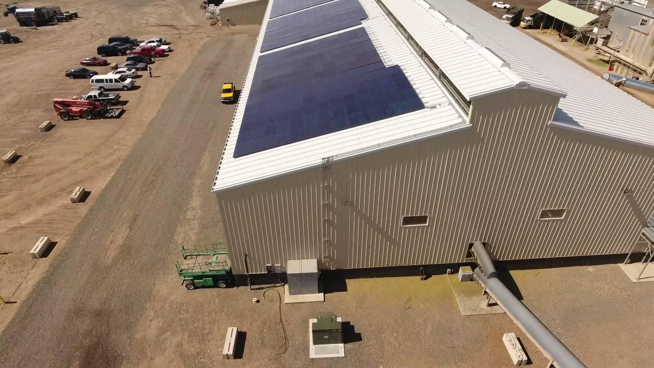 100kW Roof Mount, Central WA