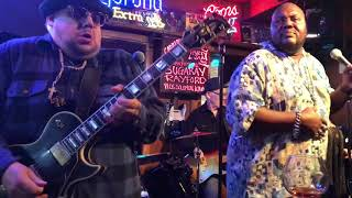 Sugaray Rayford Band. Live to Love Again.  April 2018.