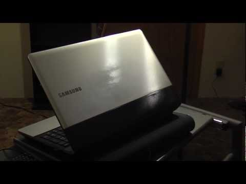 Samsung 3-Series Review - Theje's Notebook Reviews